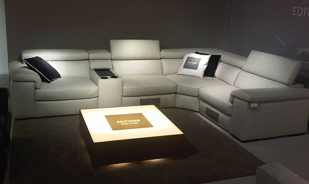 Cinema Sofa