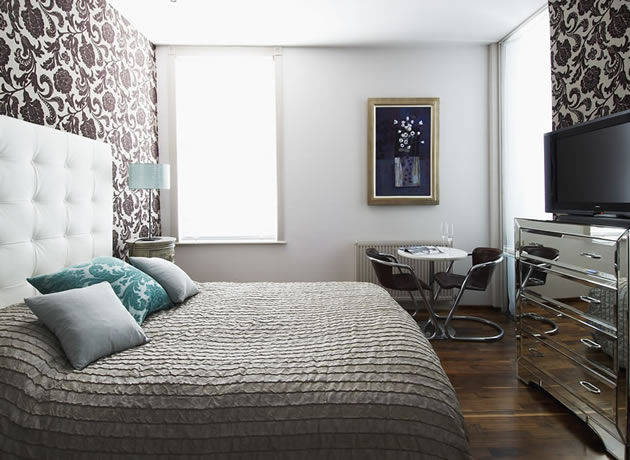 Create your own boutique hotel bedroom darlings of for Boutique bedroom designs