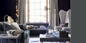 Interior design - refined yet relaxed