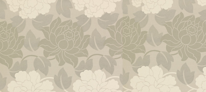 Maggie Levien - Viola Chinese Damask