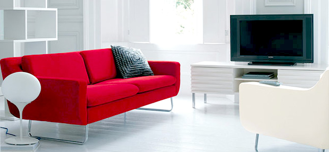 Aspen sofa by Conran
