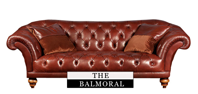 Balmoral Chesterfield Sofa
