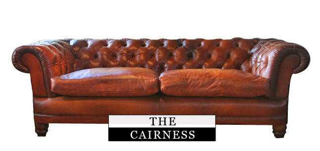 Cairness chesterfield sofa