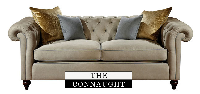 connaught - chesterfield sofa