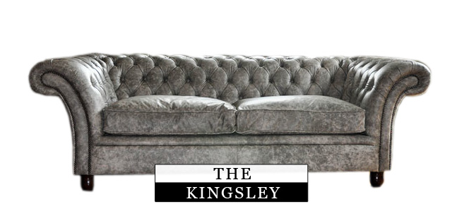 Kingsley Chesterfield Sofa
