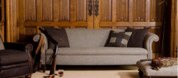 Skye Sofa in Harris Tweed