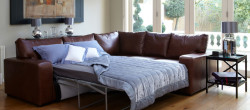 Darlings of Chelsea's Corner Sofas with a Sofa Bed