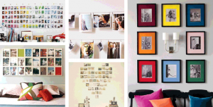 Great Ways to Display Your Family Photos