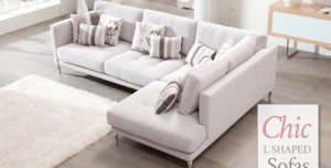 5 Chic L Shaped Sofas from Darlings of Chelsea