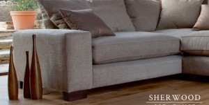 NEW Sherwood Corner Sofa at Darlings of Chelsea