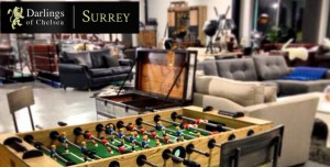 Darlings of Chelsea – NEW Surrey Sofa Showroom