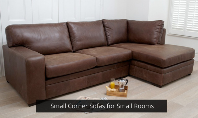 Small Corner Sofas for Small Rooms from Darlings of Chelsea : small corner sofas from blog.darlingsofchelsea.co.uk size 640 x 383 jpeg 63kB