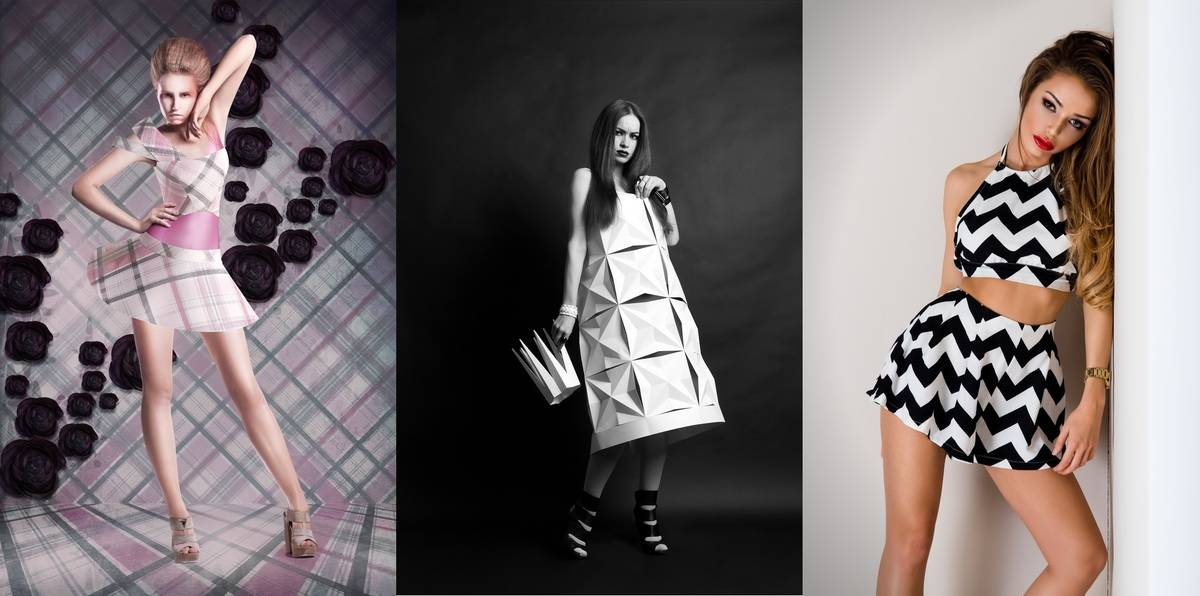Blog - geometric fashion