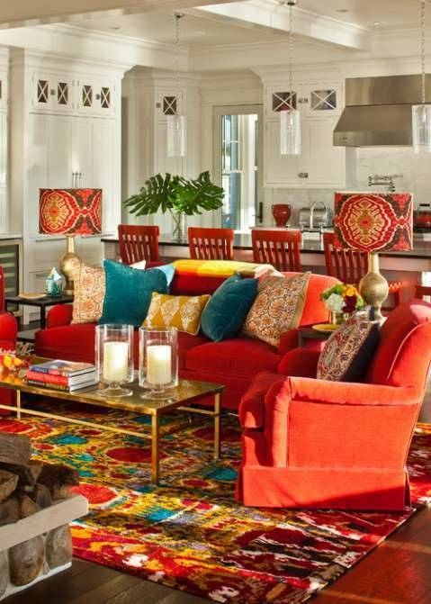 The Colours You Should Be Using in Your Home
