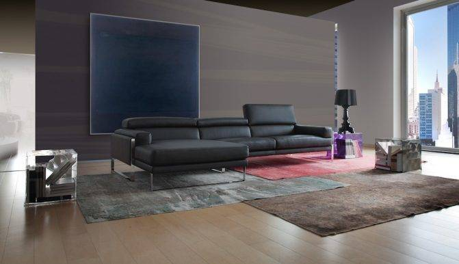 Luxurious Leather Sofas