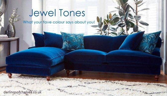 Jewel Tones | What Your Favorite Colour Says About You